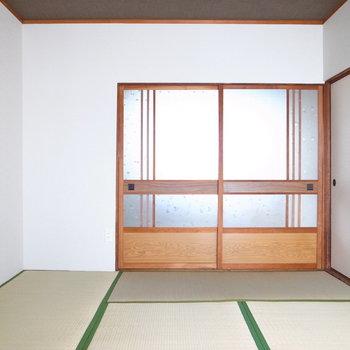 【和室6帖】おとなりの和室は寝室に◎