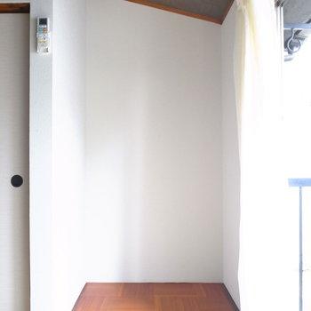【和室6帖】オープンラックを作りたくなるスペース。