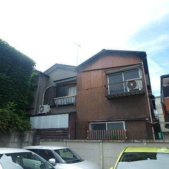 高円寺南テラスハウス
