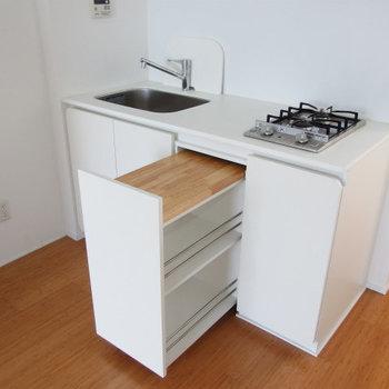 システム収納キッチン!※写真は前回掲載時のものです