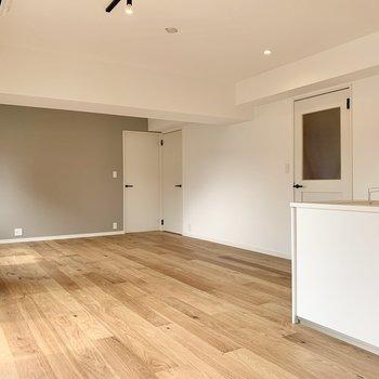 家具の配置もしやすい造りなので、ライフスタイルにあわせてお部屋を造りましょう。