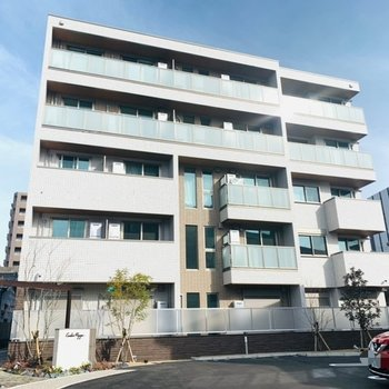 名古屋駅が最寄りの新築のお部屋。
