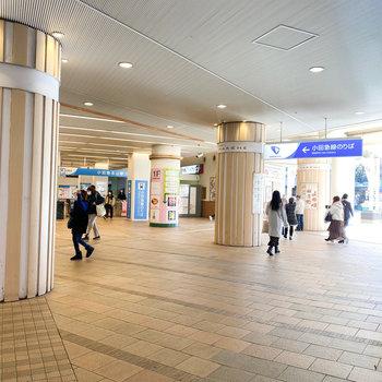 小田急永山駅からも歩いていけます