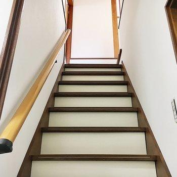 それでは、2階を見ていきましょう〜。