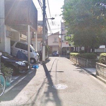 【周辺環境】周辺は閑静な住宅街です。
