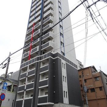 中洲川端駅徒歩圏内◎高〜いマンション。