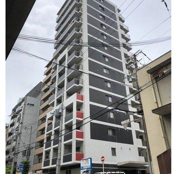 南堀江アパートメントシエロ