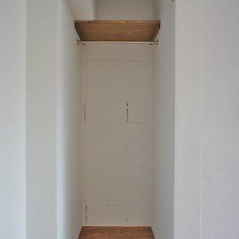 収納は居室に ※写真は前回募集時のものです