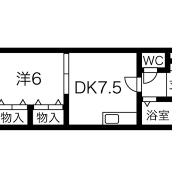 こんなお部屋で1人暮らしがしたいな〜なんて!