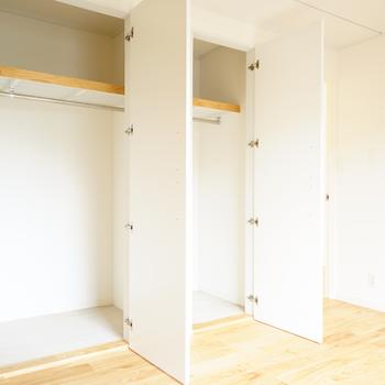 【共通工事項目】リビング収納クローゼット化 ※和室プランは押入れ仕様 ※画像はイメージになります