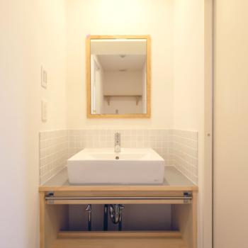 【カスタマイズ3-1】家賃を選ぶ(Aプラン:73,000円)洗面台交換 ※画像はイメージです