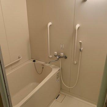 【現状写真】水回りは新品交換(追焚付)か既存利用かを選ぶことで家賃が選べます!