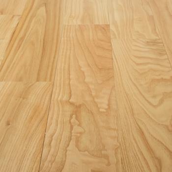 【カスタマイズ3-2】床材を選ぶ(リビング部分 / 無垢ヤマグリ材)