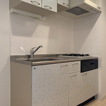 シンプルなキッチン ※写真は前回募集時のものです