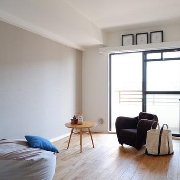 【イメージ】6.5帖ほどの洋室、実際にはエアコンも付きます!