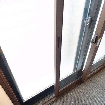 居室同様、屋外の環境音が気にならないようになってます。