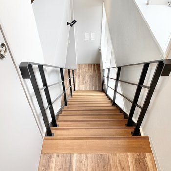 6階共用部】次は5階の共有スペースへ。