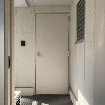 1つ目の扉をあけるとこんな光景です
