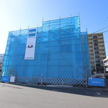 (仮)戸田市新曽南4丁目新築計画