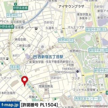 ザ・パークワンズ渋谷本町