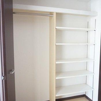【1階玄関横収納】