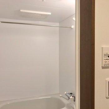 浴室乾燥機もついていますよ!