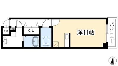 Daiki Place千本の間取り