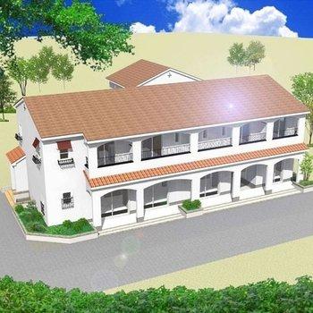 (仮称)マインドハイム東金町(ヒガシカナ