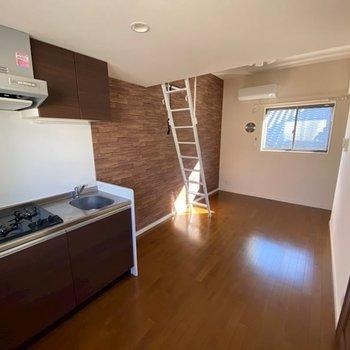 天井が高いっていいね