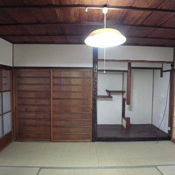 紫野上野町貸家