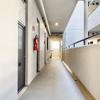 共用部】オフィスとして利用されているお部屋もあります。