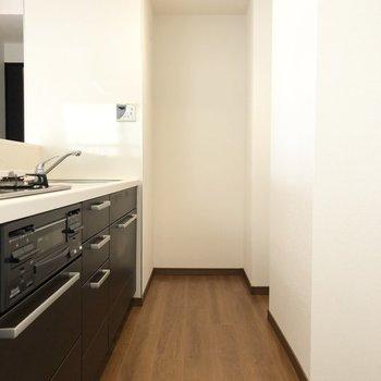【LDK】キッチンも嬉しいポイントたっぷり。