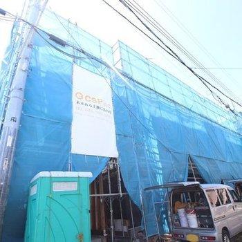 西横浜新築計画A棟
