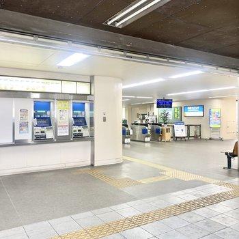 最寄りは守恒駅です。
