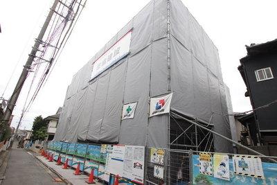 (仮)浦和区岸町共同住宅新築工事の間取り