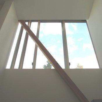 キッチン上には、大きな開口窓が!!※写真は前回募集時のものです