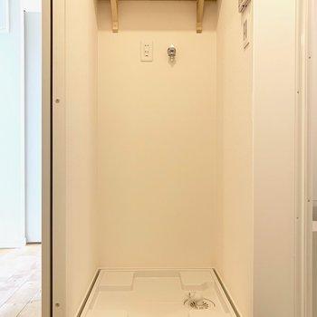 イメージ】洗濯機パンも新設しちゃいます◎