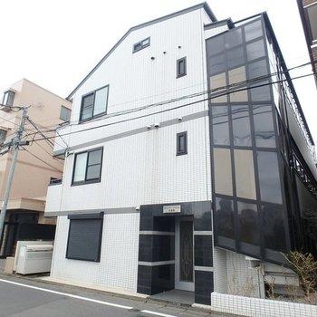 モン・シャトーつつじヶ丘壱番館