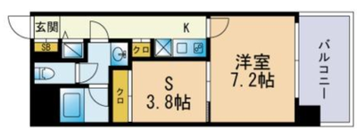 Jigyo HIKARI terraceの間取り