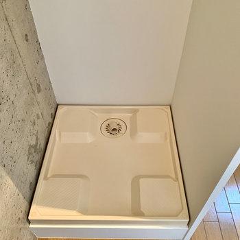 【LDK】洗濯機置き場がありました。