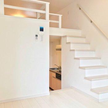 ロマンへの階段