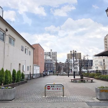 姪浜買物広場では不定期でイベントも開催されるそう。
