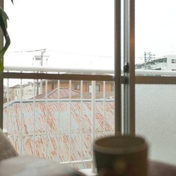 【イメージ写真】居室からも空がよく見えますよ。