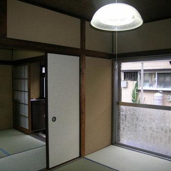 横山貸家Ⅱ