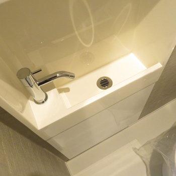 手洗い場もあるなんて...すごい
