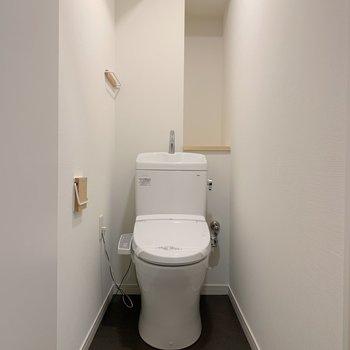 イメージ】ウォシュレット付きのトイレに新品交換◎