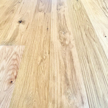 ちょっといい床材つかってるんですって