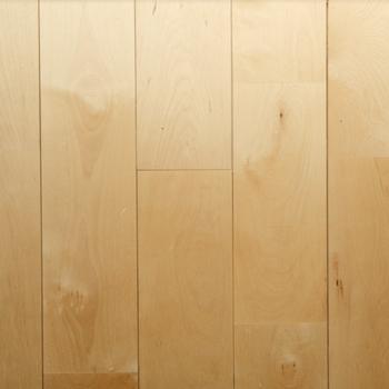 イメージ】床材はバーチ材。