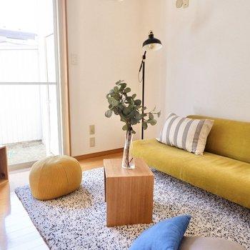 こちらは寝室兼リビングなど、くつろげる空間にしませんか。