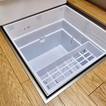 【1FLDK】床下収納が嬉しい!